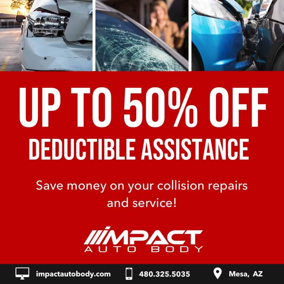 auto insurance deductible assistance